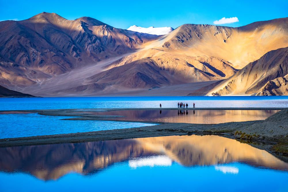 Druk Padma Karpo School in Ladakh